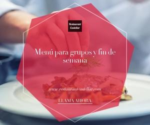 Restaurante menú diario Manresa | Restaurant Castellar