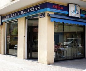 Empresas de balanzas y básculas en Valencia