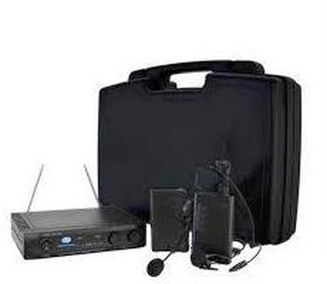 MICROFONO INALAMBRICO MU-1002/BELT: Nuestros productos de Sonovisión Parla