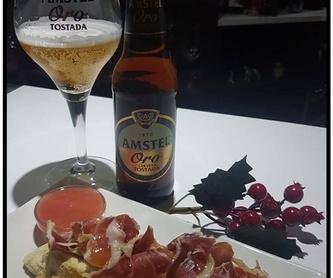 Desayunos: Bar de Tapas de Sorgo's