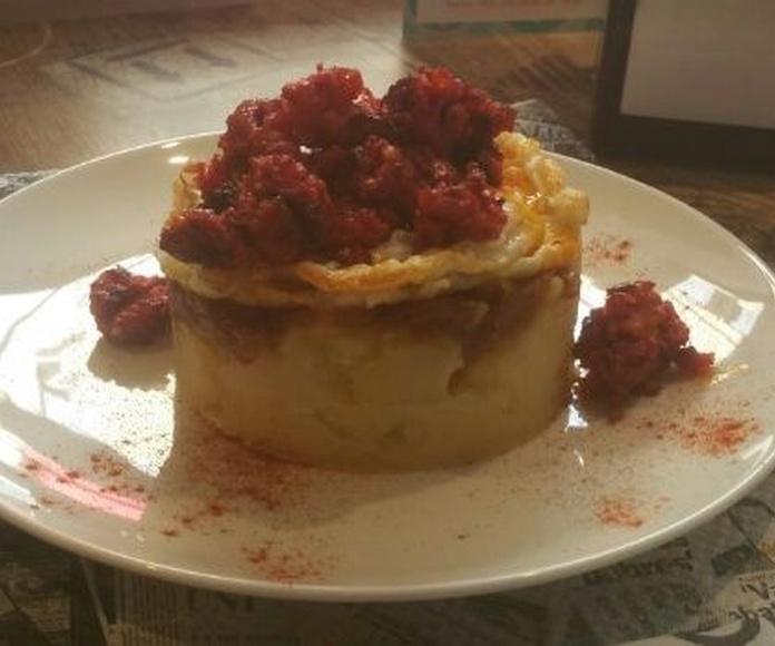 Algo para picar: Nuestros platos de Restaurante Sal y Pimienta