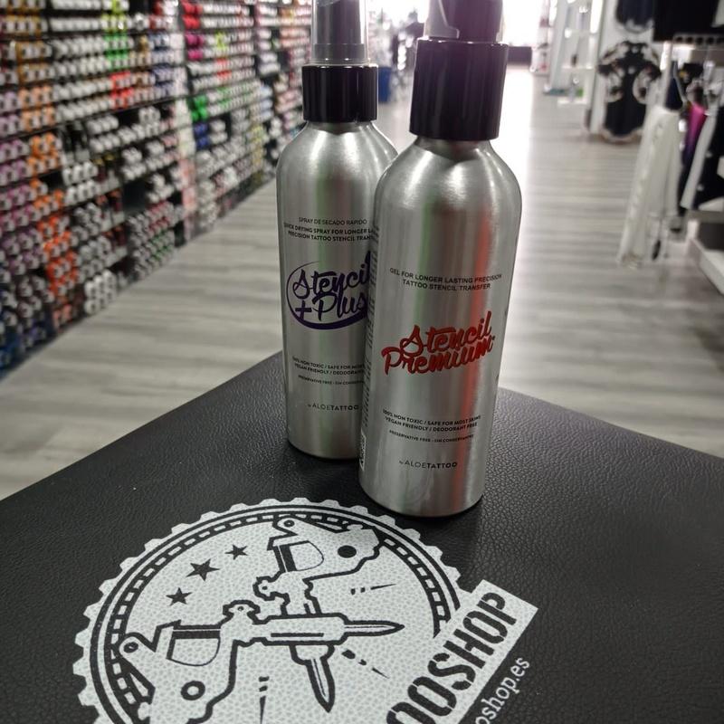 Stencil: Productos de Adictos Tenerife