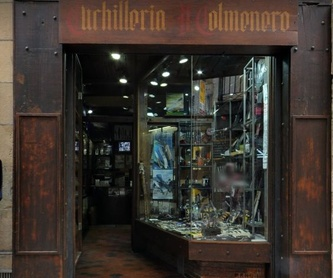Cuchillos de cerámica: Productos de Cuchillería Colmenero