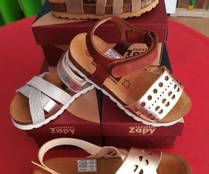 Sandalias niña Zapy
