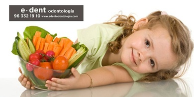Seis alimentos que ayudarán a masticar mejor a tu hijo.