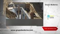 Estructuras de hormigón en Asturias - Grupo Bederna