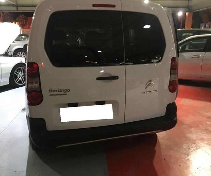 CITROËN BERLINGO MULTISPACE: COCHES DE OCASION de Navirent-Automóviles Parque Mediterráneo