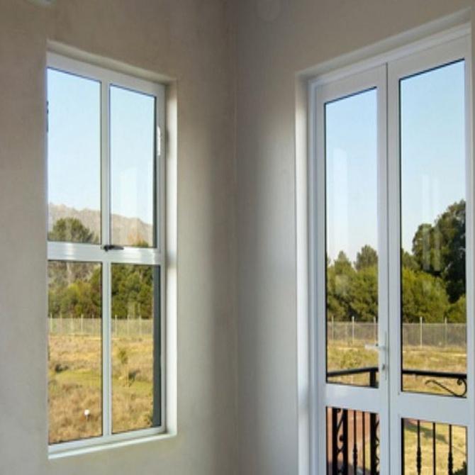 Ventajas claras de las ventanas de aluminio