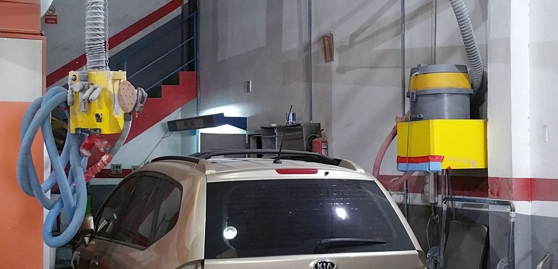 Taller mecánico en Málaga para una diagnosis del autómovil