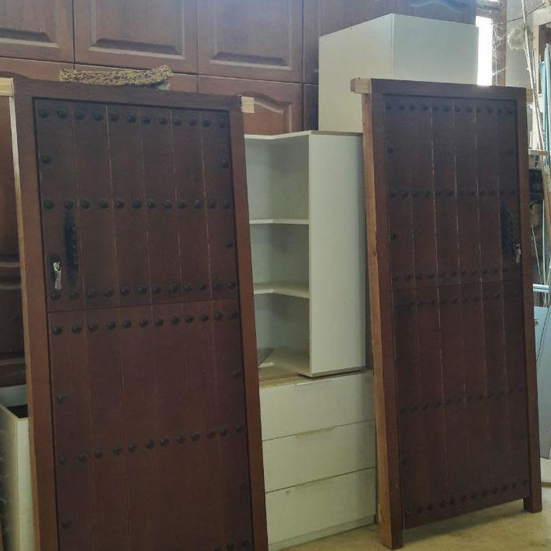 Puertas: Catálogo de Carpintería Ferrándiz