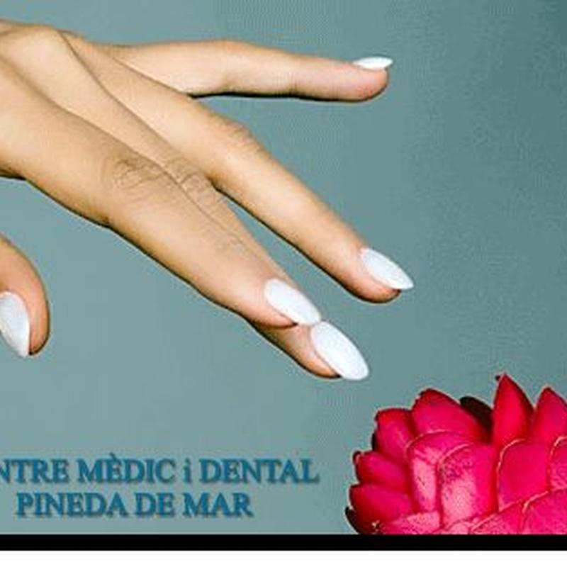 MANICURA: Tratamientos  de Centro Médico y Dental Pineda
