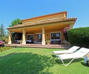 Alquiler de villas de lujo en Marbella
