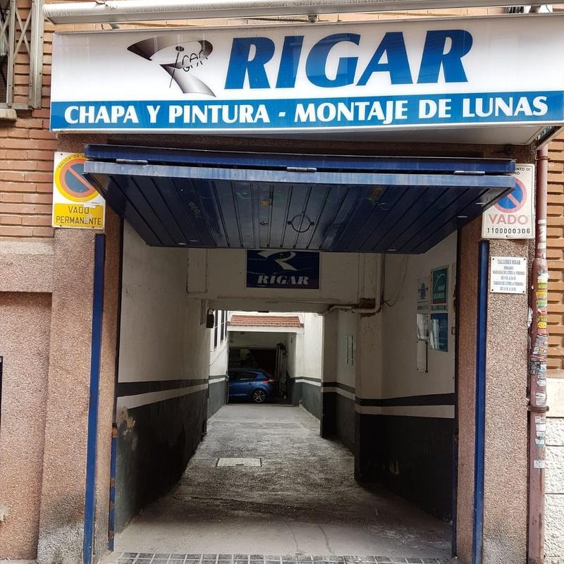 Lunas: Servicios de Talleres Rigar