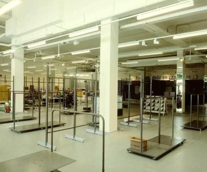 Realización tienda Sprinter Lorca (Murcia) y Roquetas (Almeria). 6