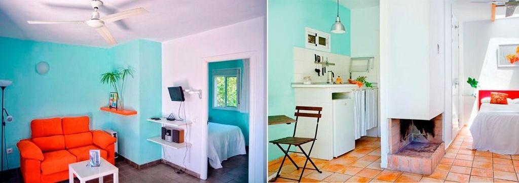 Su alojamiento en bungalows en Caños de Meca | Puravida Bungalows