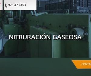 Nitruración gaseosa en Zaragoza: Traterva