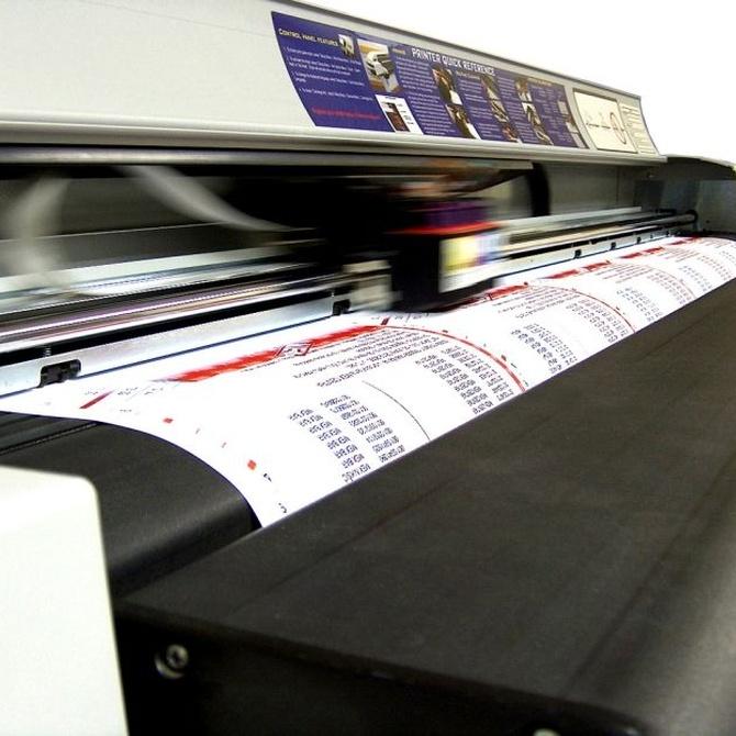 La capacidad de imprimir documentos cambió el mundo para siempre