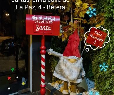 Buzón mágico de Papá Noel