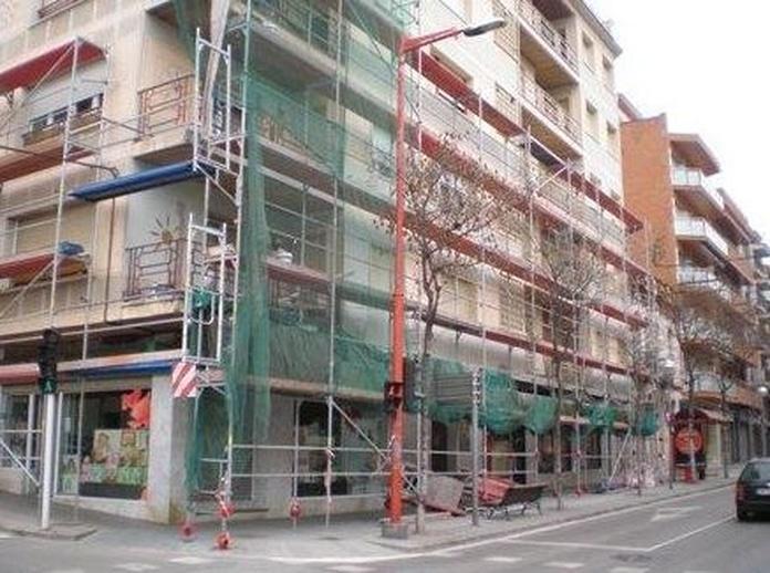 Reforma de fachada Oviedo