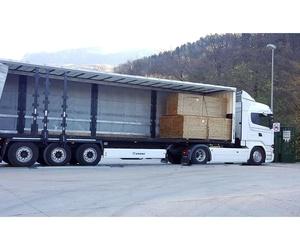 Transporte de medias cargas y cargas completas