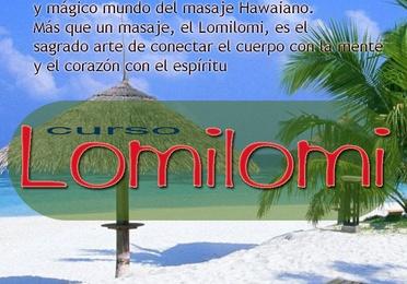 SEMINARIO MASAJE LOMILOMI (MASAJE TRADICIONAL HAWAIANO)