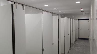 Vestuarios nueva fábrica de PIKOLÍN