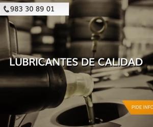 Lubricantes industriales en Valladolid: Comercial Castilla