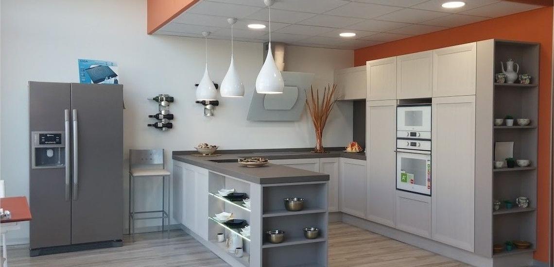 Diseño de cocinas prácticas y con estilo en Navarra