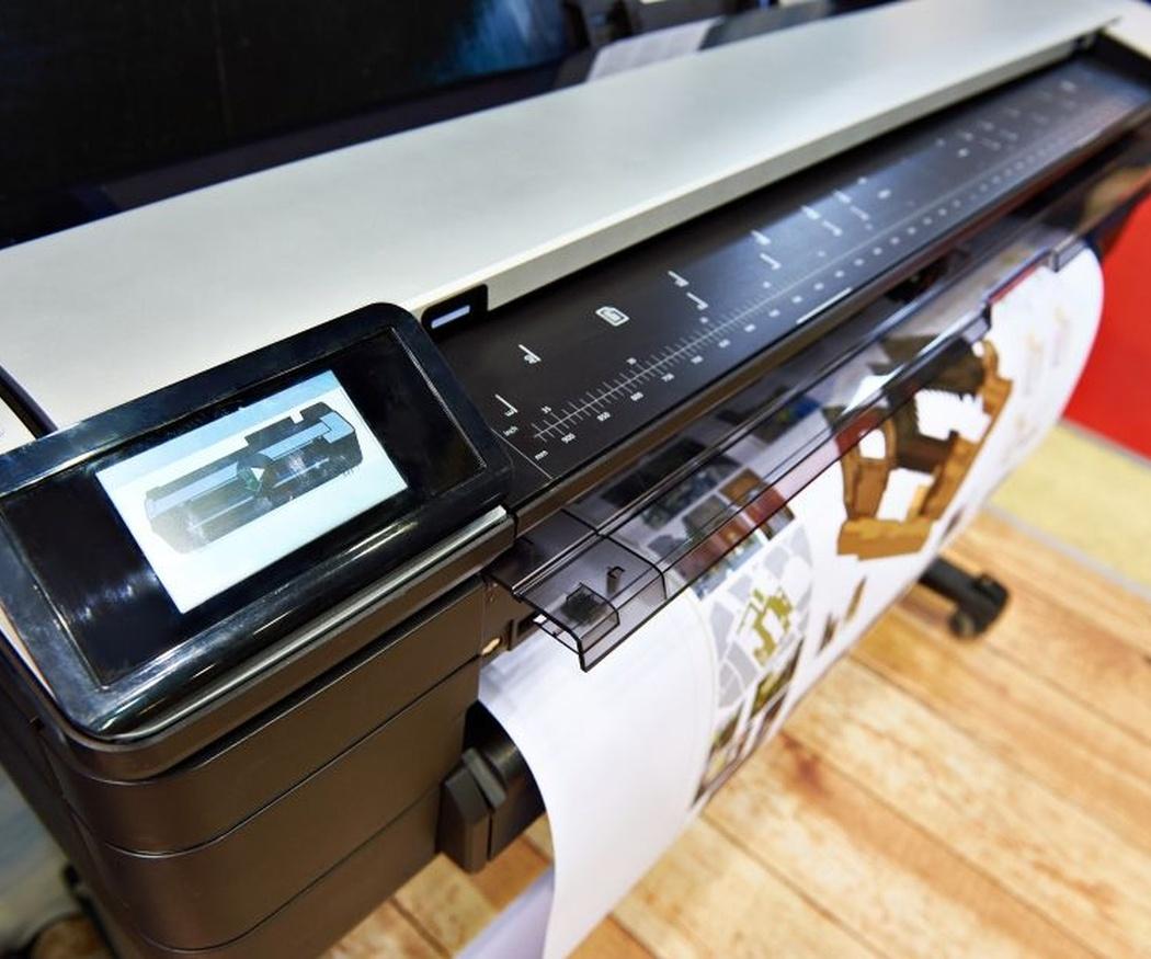 Tipos de papel y sus usos en una imprenta