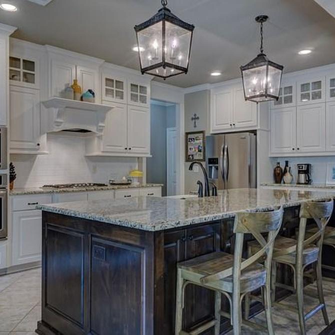 Tipos de muebles de cocina a medida Mostoles