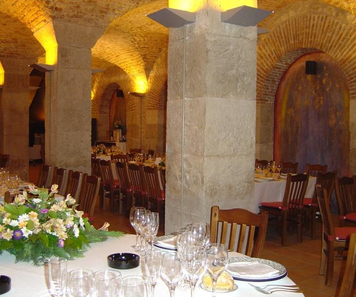Celebraciones: Servicios de Restaurante Arco Ladrillo 29