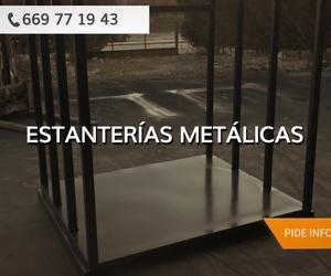 Estanterías metálicas en Pradejón | Talleres López