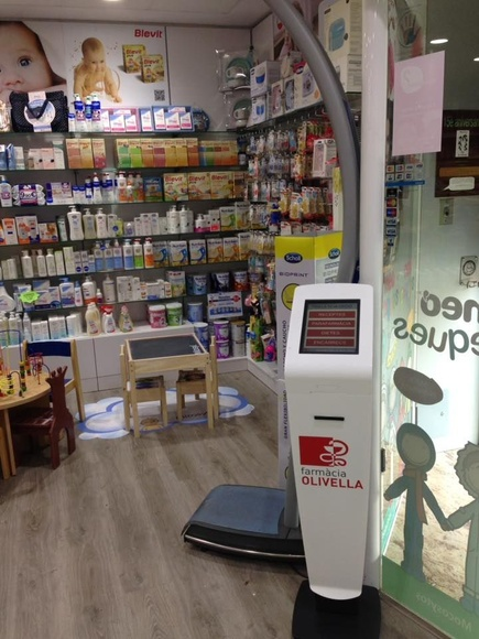 Productos y nutrición infantil: Productos y Servicios de Farmàcia  Olivella