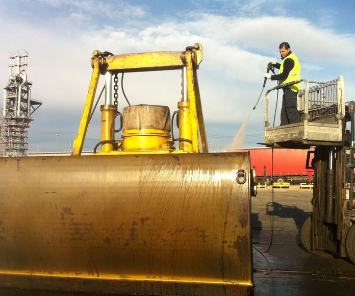 Mantenimiento industrial: Servicios de Ismed Servicios Integrales