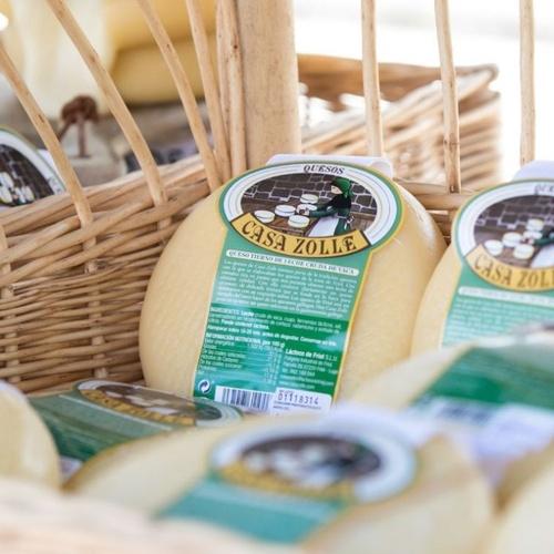 Fábrica de quesos Madrid Centro