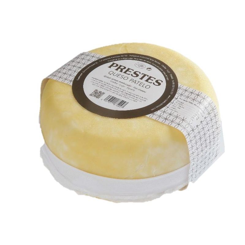 Patelo Queso madurado graso de pasta prensada: Productos de Manxares da Chaira, S.L.