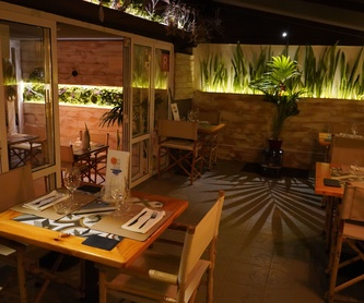 Special menu: Our Services de Restaurante Calma Chicha