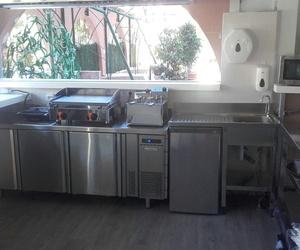 Equipamiento integral para hostelería en Palma de Mallorca