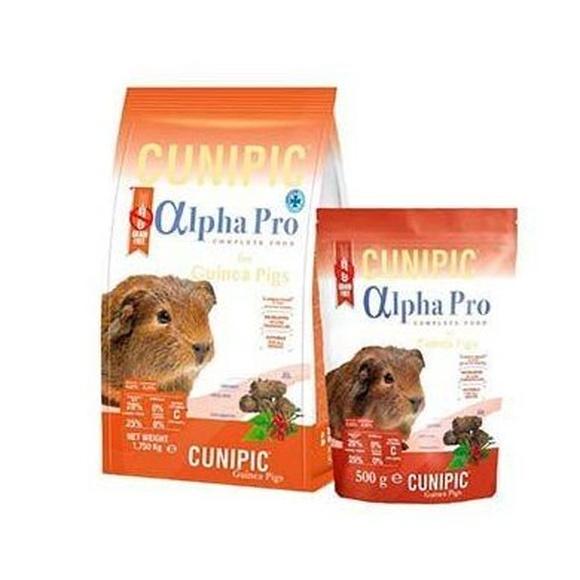 Alpha Pro cobaya: Productos y servicios de Més Que Gossos