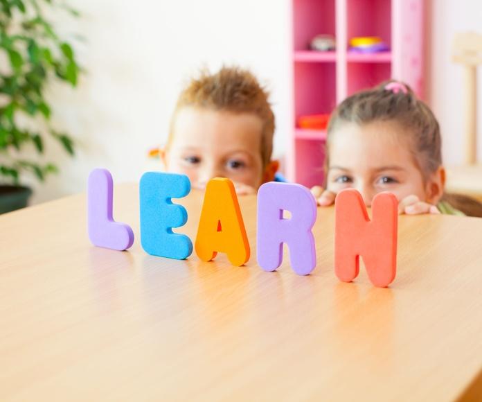 Inglés: Servicios de Escuela Infantil Sonrisas