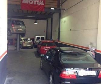 Neumáticos: Servicios de Talleres LB Las Rozas, S.L.