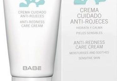 Babe Crema Cuidado Antirojeces