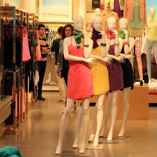 Cómo y cuándo surgieron las tiendas de ropa outlet