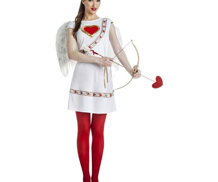 Disfraz Cupido mujer