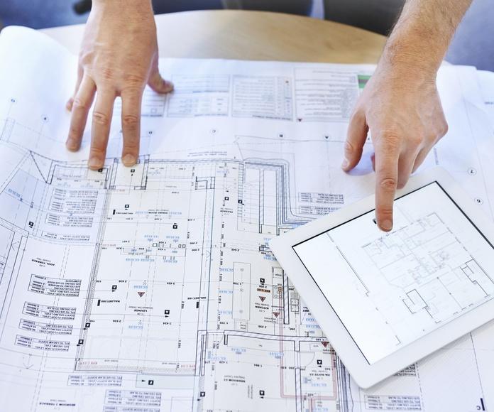 Inspección técnica de la edificación