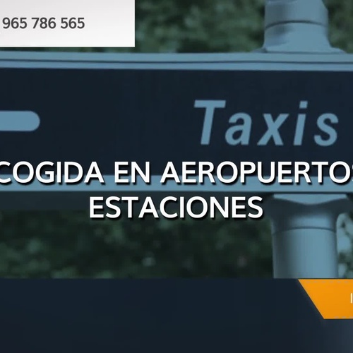 Cooperativa de taxi en Denia | Coop Taxis Denia