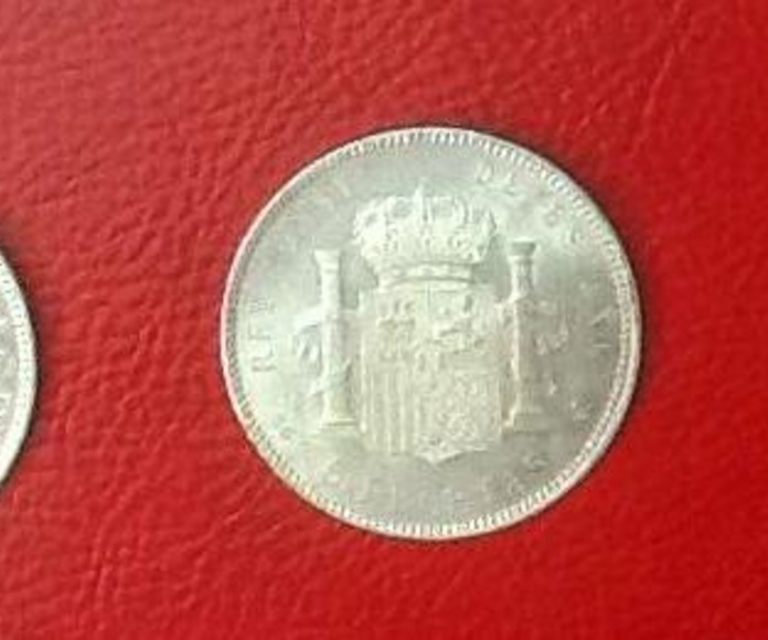 Monedas antiguas Asturias