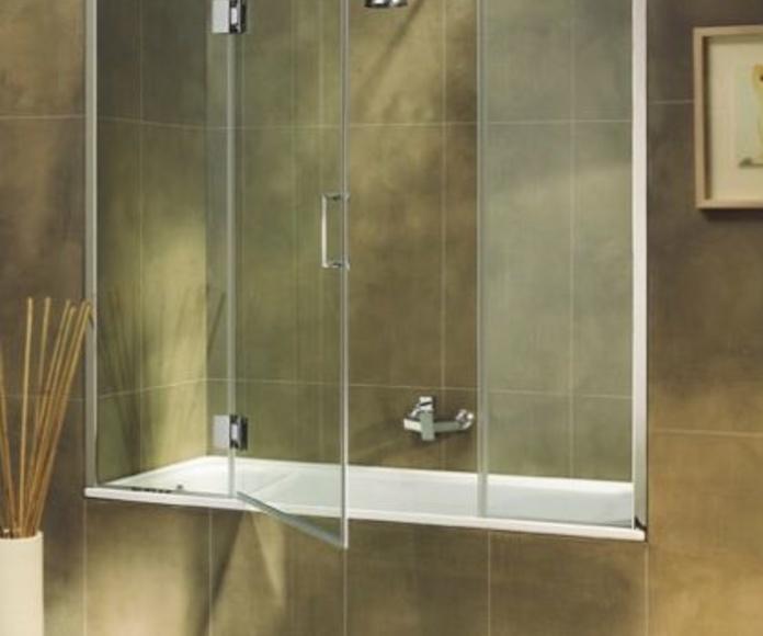 Mamparas de baño o ducha : Productos y servicios  de Persianas Sabadell