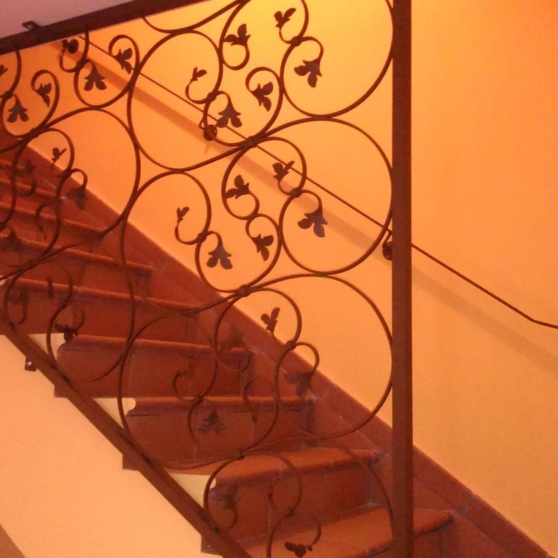 Barandillas interiores: Servicios y Productos de Cerrajería Avelino Izquierdo, S.L.