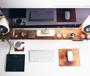 Moda en muebles de oficina para 2019